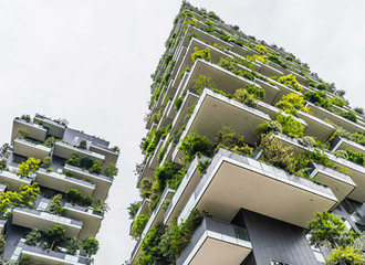 Green architecture is inevitable if we are to fight climate change while urbanising