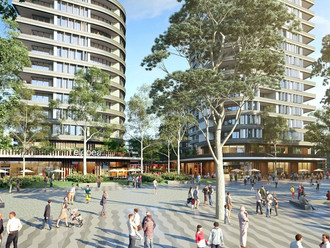 New rezoning proposal for Telopea includes boost for social housing