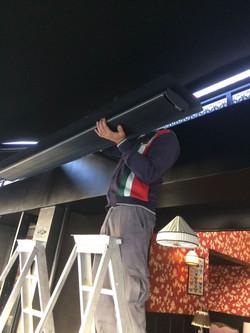 radiant instalation 5