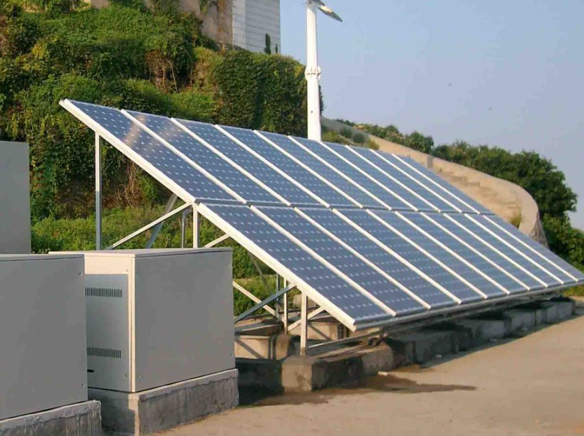 solar power systems commercial