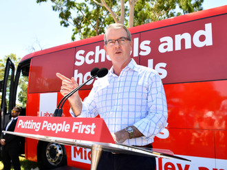 NSW Labor pledges state-owned renewable energy company to power three million homes