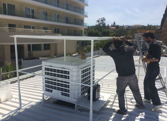 Review of the best evaporative cooling system in the world