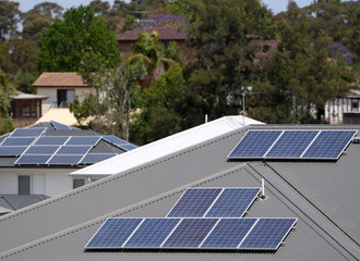 Australia's solar future bright as households install record 3.5m panels