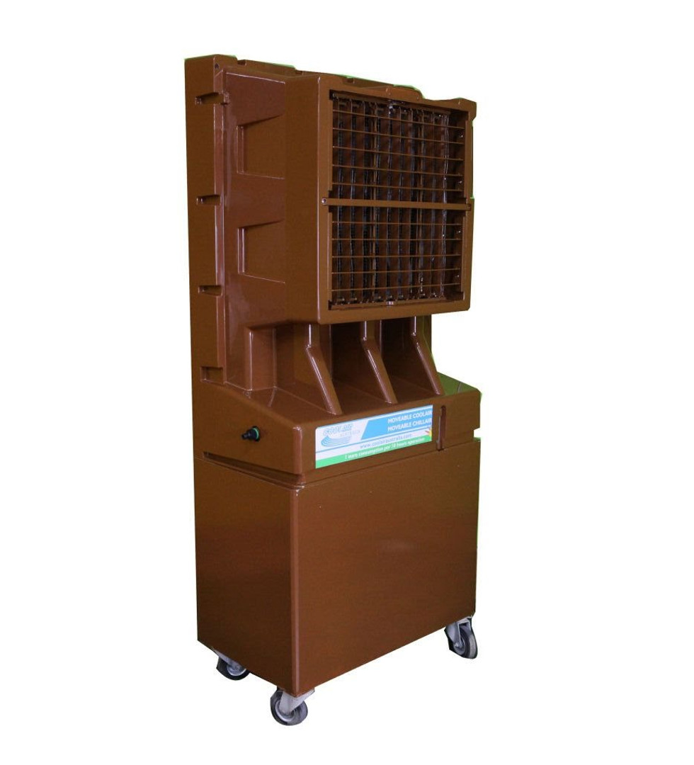 COOLAIR700 BROWN COMPRESSOR WATER COOLED