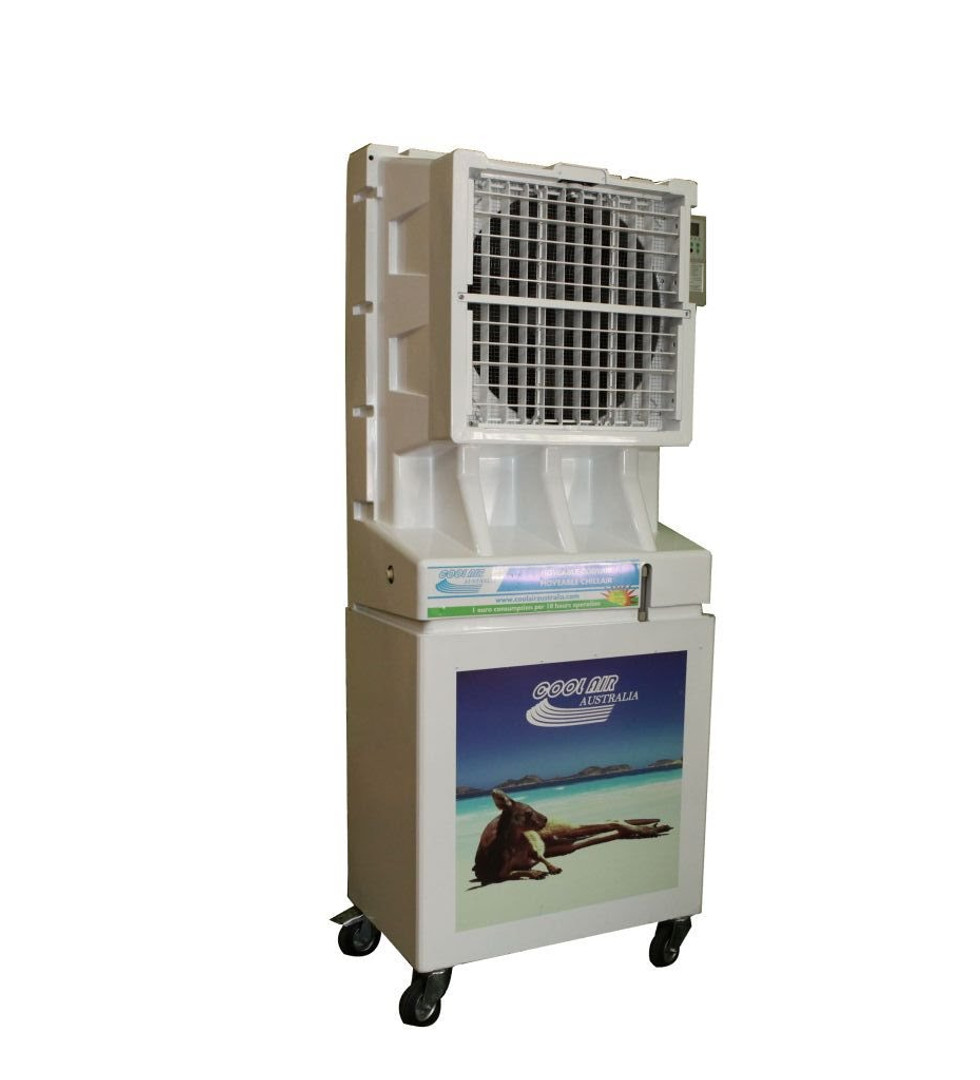 COOLAIR700 WHITE COMPRESSOR WATER COOLED