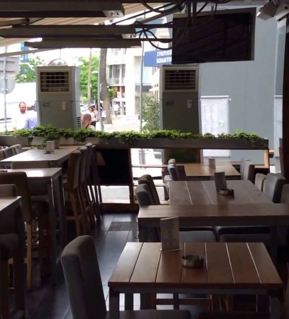 COOLAIR400 RESTAURANT COOLING CASE STUDY