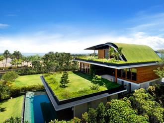 Spectacular Green Roofs Around the World