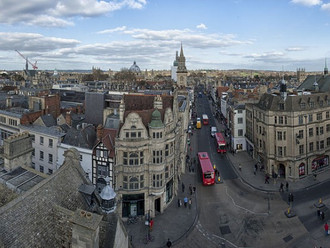 Oxford Is on the Way to Becoming the World's First Zero Emissions Zone by 2030