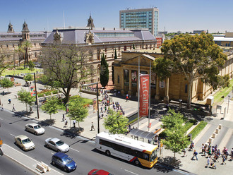 Adelaide ranked in top 10 for world's healthiest cities