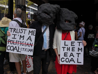 Majority of Australians support phasing out coal power by 2030, survey finds