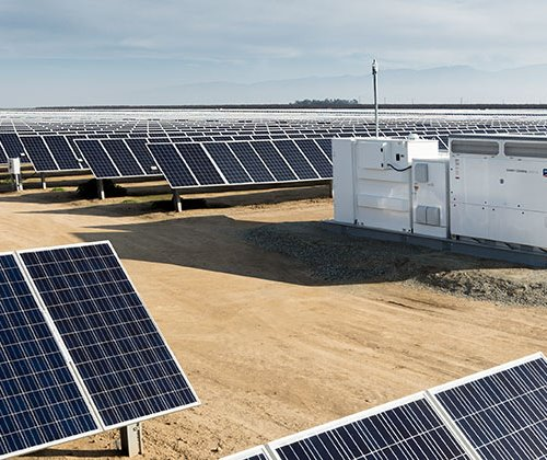 solar power systems industrial
