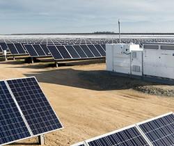 solar power systems industrial