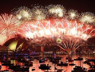 New Year 2018 Fireworks & Celebrations in Sydney