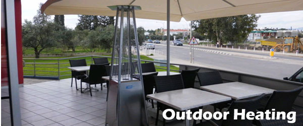 Outdoor-Heating
