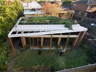 A guide for specifying green roofs in Australia