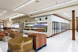 led supermarket