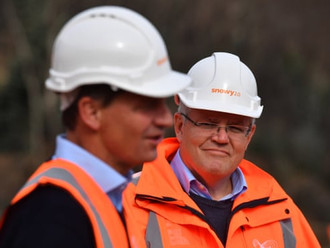 Coalition to divert renewable energy funding away from wind and solar