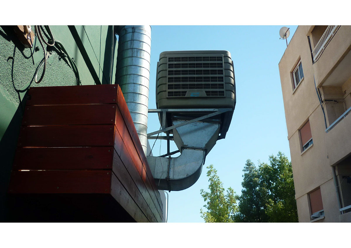 Evaporative Aircoolers