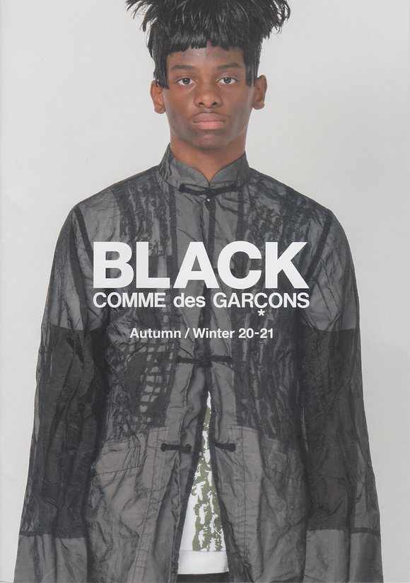 CdG Black 2020-2021 aw-1