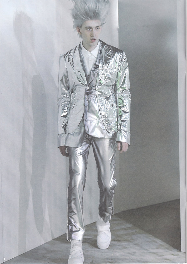 Homme Plus 2021SS_2