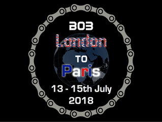 London 2 Paris 2018