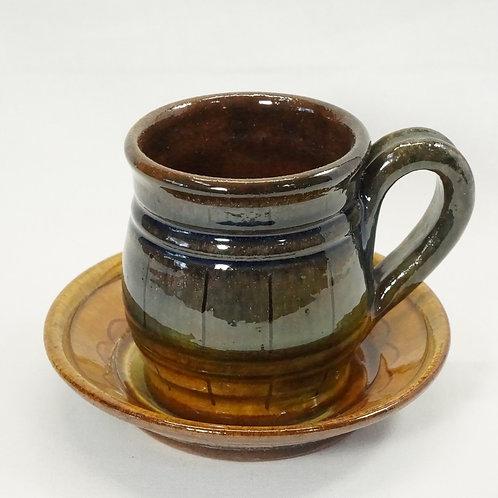 ラトガレのカップ&ソーサー02