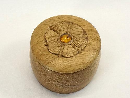 木の丸い小箱01