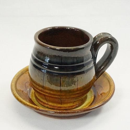 ラトガレのカップ&ソーサー01