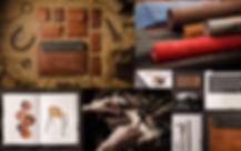 リトアニアにある「Crazy Horse Craft」という革製品のブランドです。