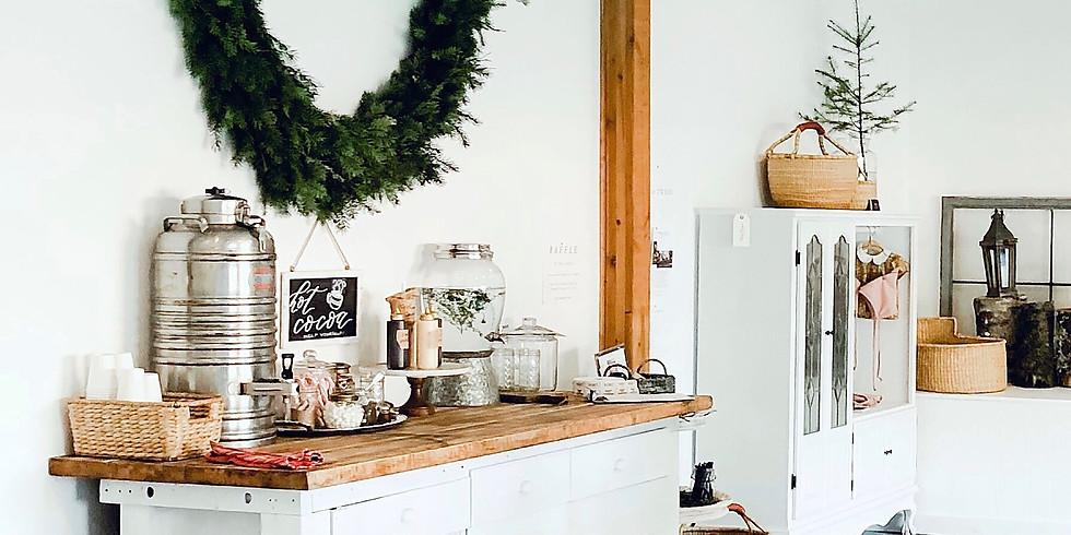 Handmade Holiday Pop Up Markets & Raffle Tickets