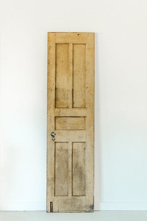 Antique Slim Panel Door
