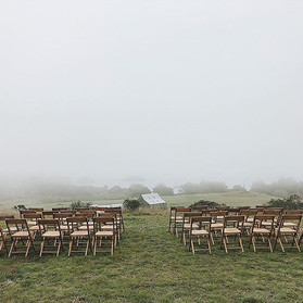 Gorgeous shot of my chairs sitting cente