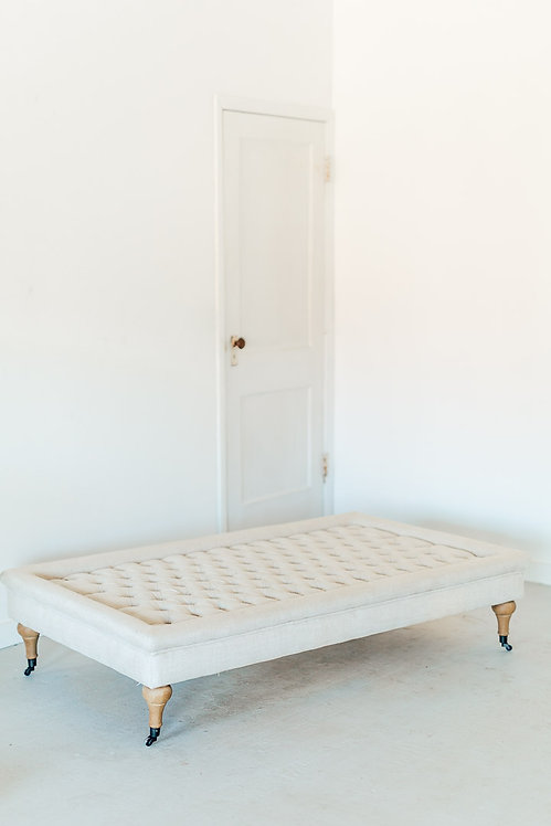 Provincial Tufted Ottoman
