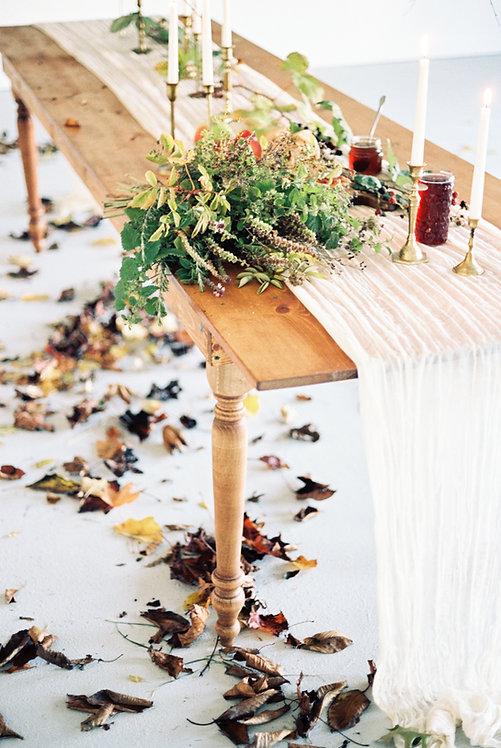 Harvest Farm Table