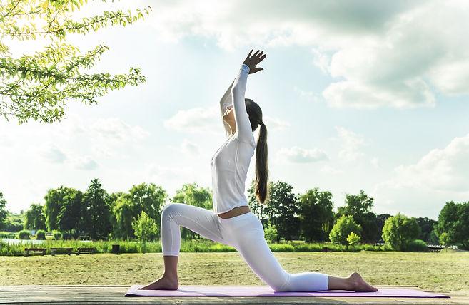 Fitness mit individuellen Sport und Bewegungsprogrammen