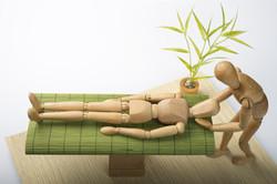 Manuelle Therapie mit Simone Drange