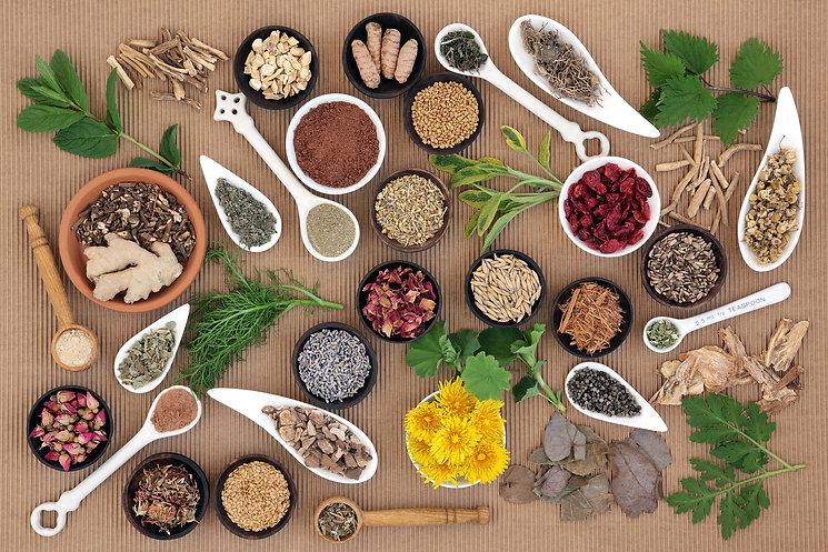 Auf dem Weg zur Körperbalance mit gesunder Ernährung