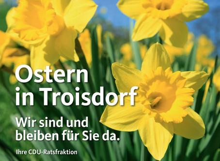 Ostern in Troisdorf.