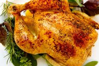 Organic Whole Chicken - Grass Fed