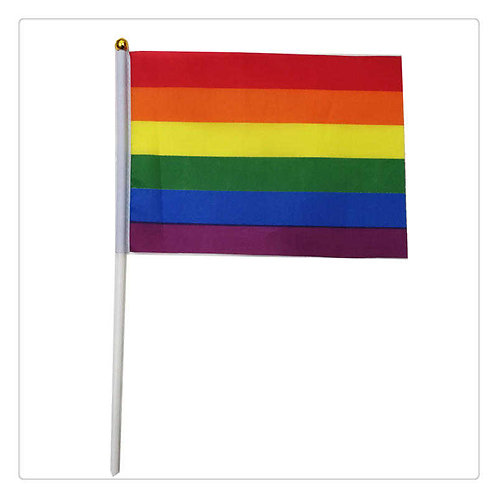 LGBT Handheld Flag