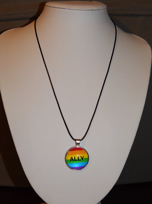 LGBT+ Ally Necklace