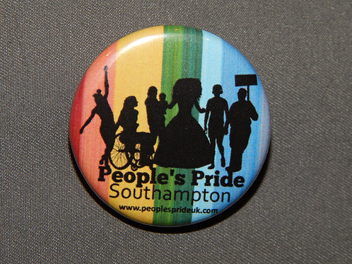People's Pride Badge Official (Bottom)