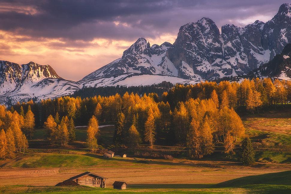 massimo - coizzi - fotografia - workshop - fotografico- paesaggio - autunno nelle dolomiti
