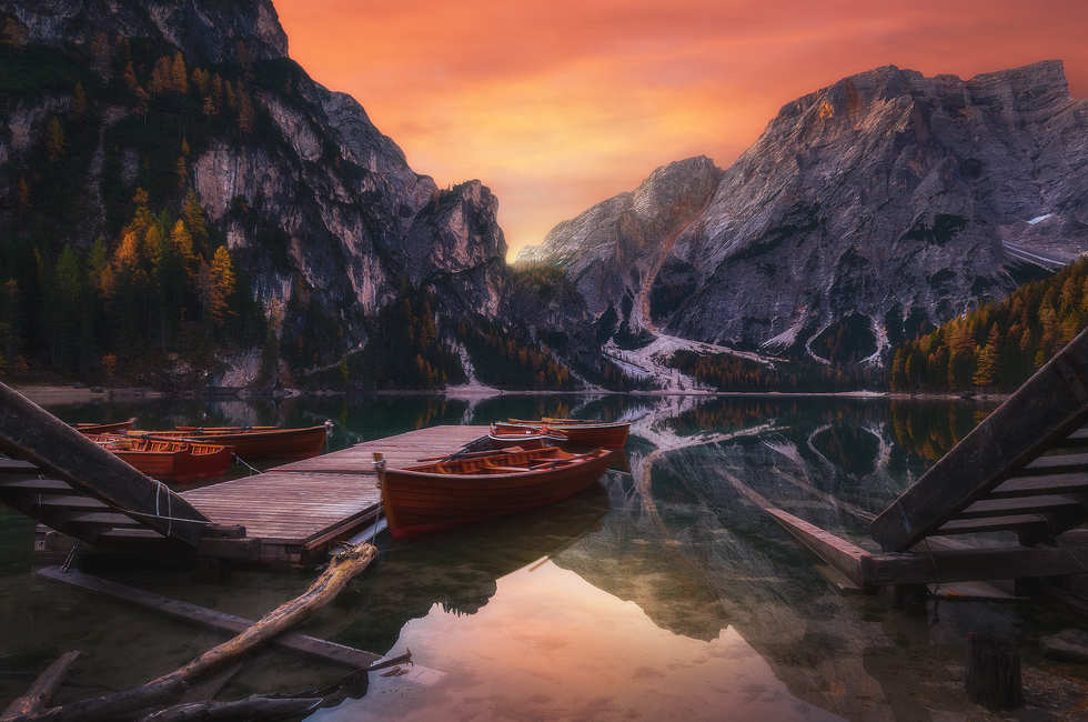 massimo coizzi fotografia - lago di braies - dolomiti .jpg