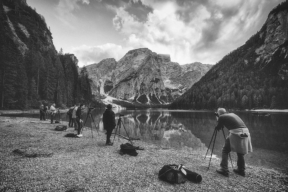 workshop fotografico paesaggio dolomiti