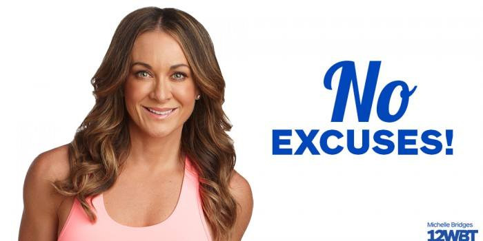 Michelle Bridges... F*** off!