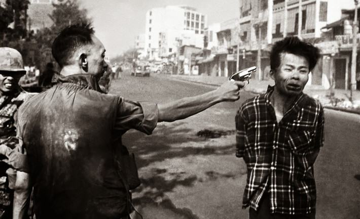 """Saigon Execution"": The consequences of Eddie Adams Pulitzer Prize winning photography"