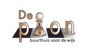 Logo ontwerp buurthuis De Pion
