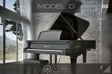 Instrument UVI Model D