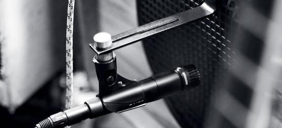 Инструментальный микрофон Shure SM57
